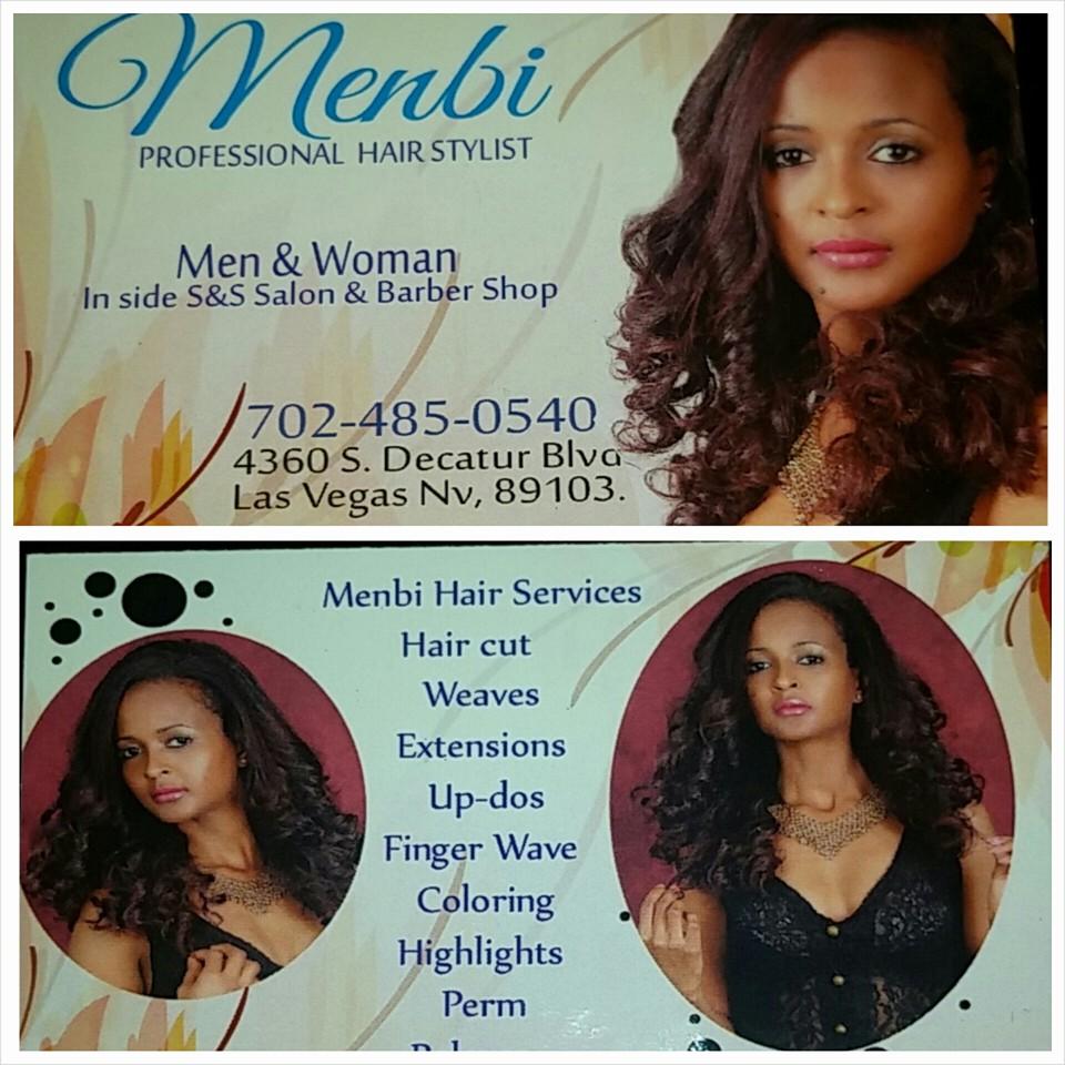 professional hair stylist in las vegas flyer - Professional Hair Stylist